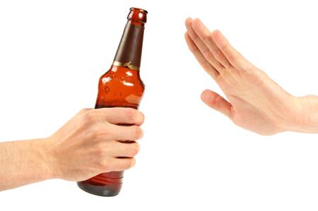 El mundo en línea cómo dejar el alcohol