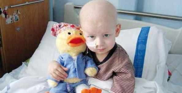 Sintomas de leucemia en niños