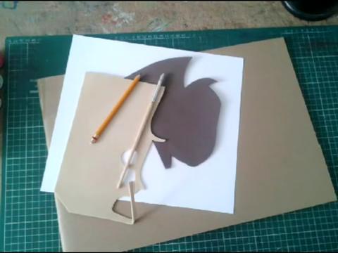 Mundo en línea materiales para maqueta artística
