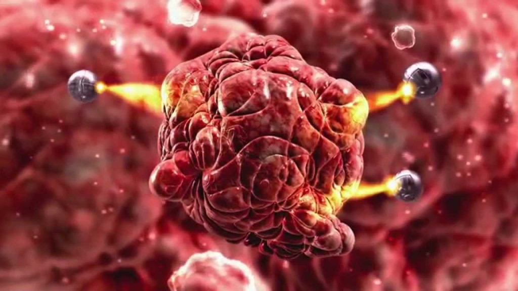Operación médica nanotecnológica