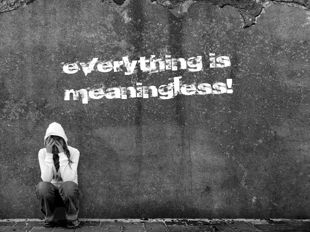 Cómo saber si tengo depresión nada tiene sentido