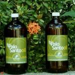 medicamento de aceite de palo santo