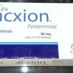 IFA acxion fentermina - DATOS FUNDAMENTALES QUE DEBE SABER