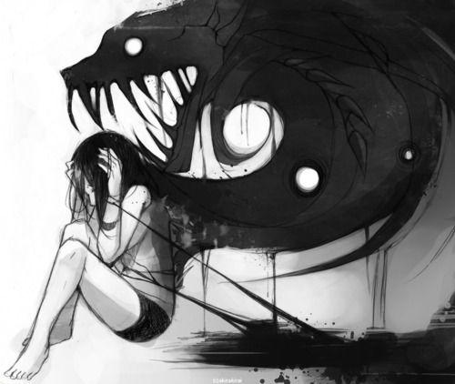 depresión endógena tristeza crónica