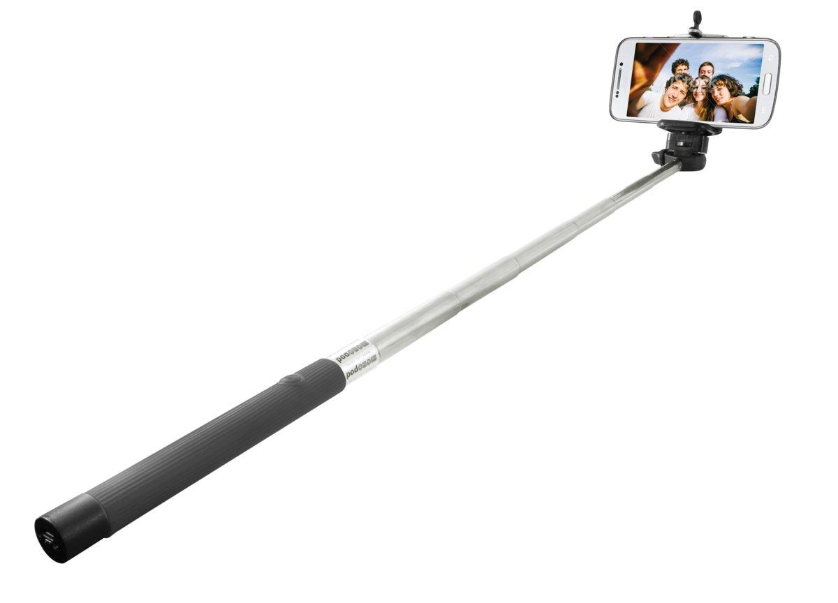 moda palo de la selfie
