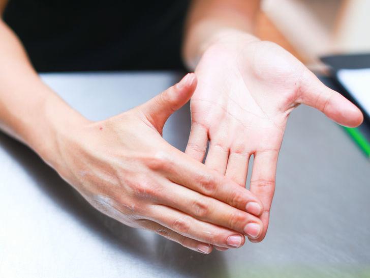 Cómo ejercitar la piel de las manos