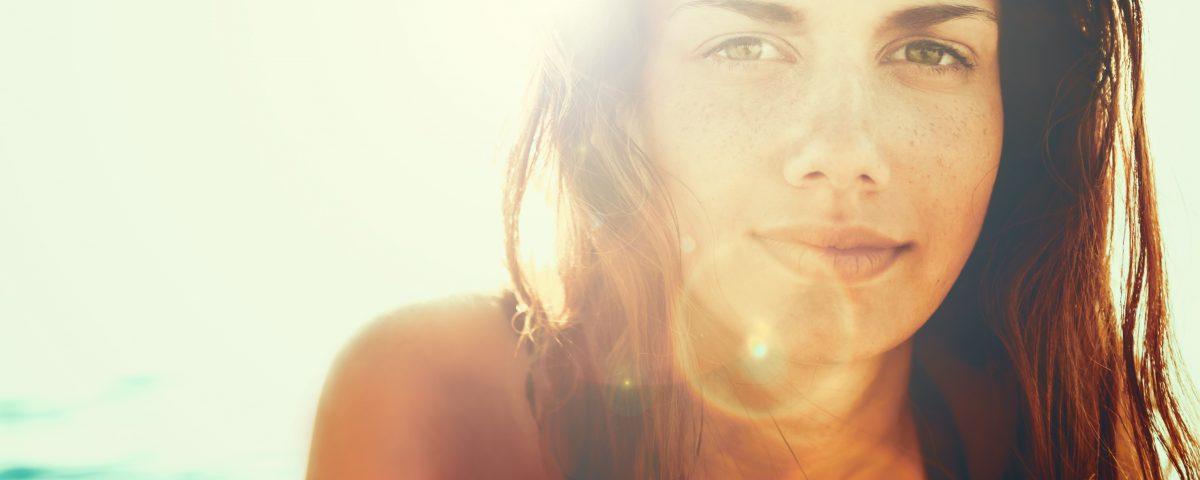 Manchas Por El Sol .