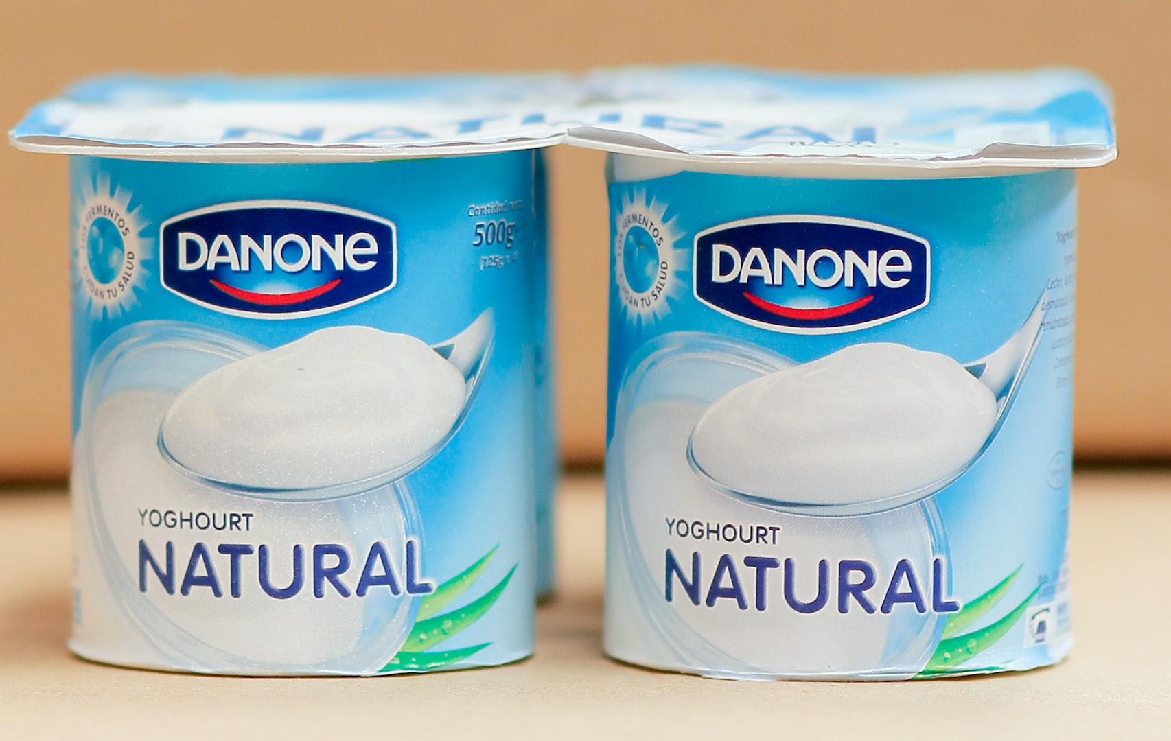 Es o No Confiable El Yogurt Danone