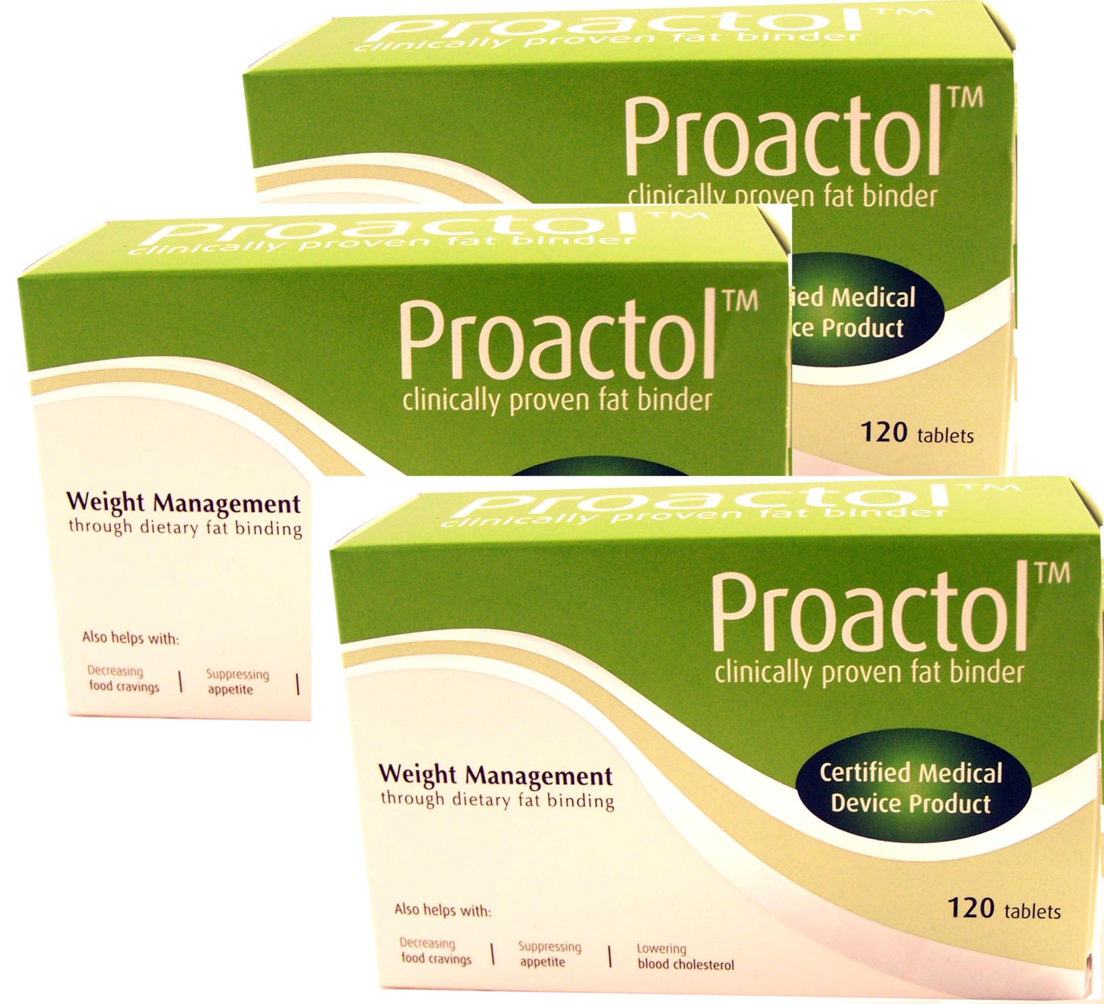 Consejos y recomendaciones para que pueda sacarle provecho a Proactol