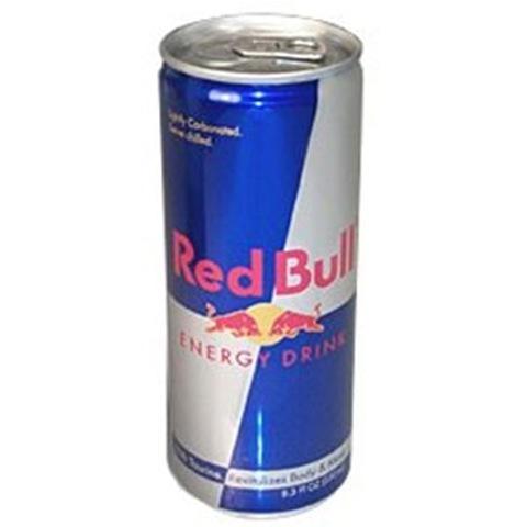 Cafeína - Red Bull peligros